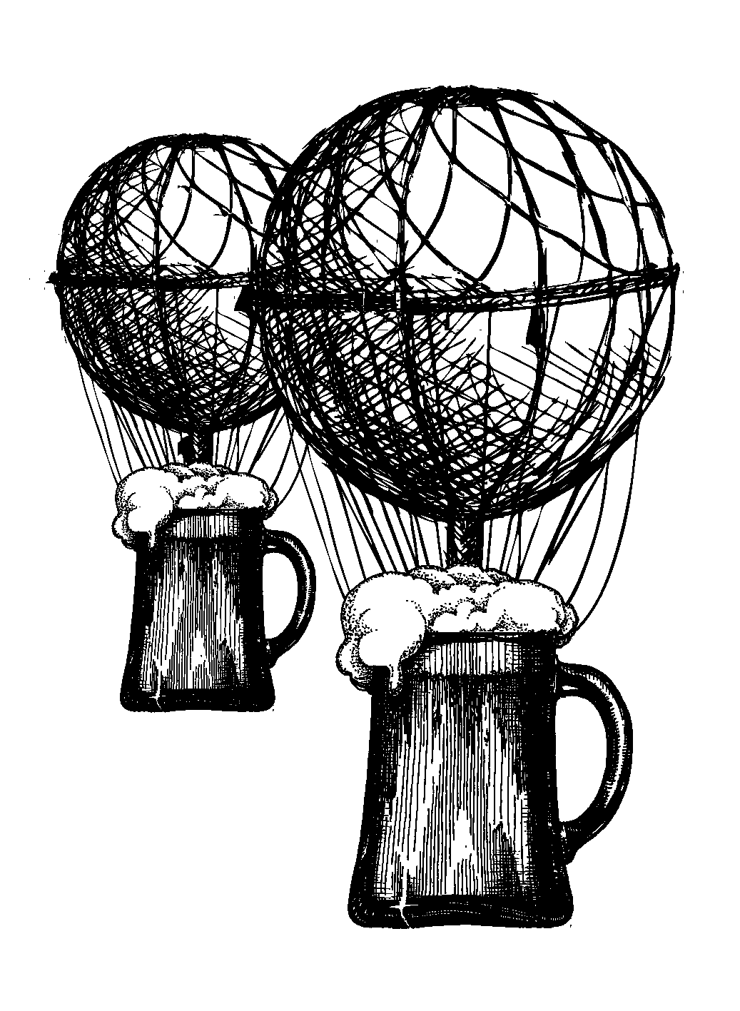 Beer Baloons